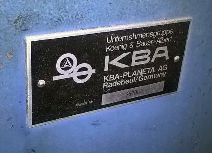 KBA Rapida RA104 4
