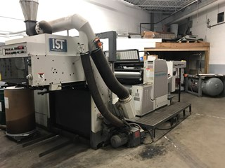 1992 Man Roland Model RH3BL-WW UV  28 x 40 inch UV Coating Machine