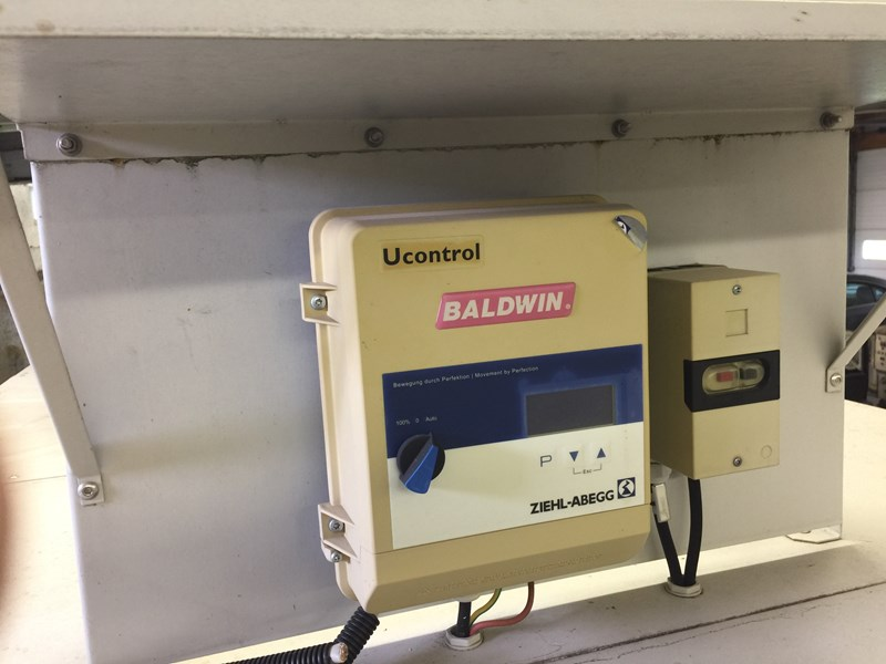 Show details for Technotrans Baldwin Water Cooled Press chiller