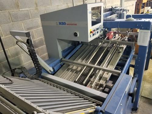 MBO Navigator Folding Machine T 800.1