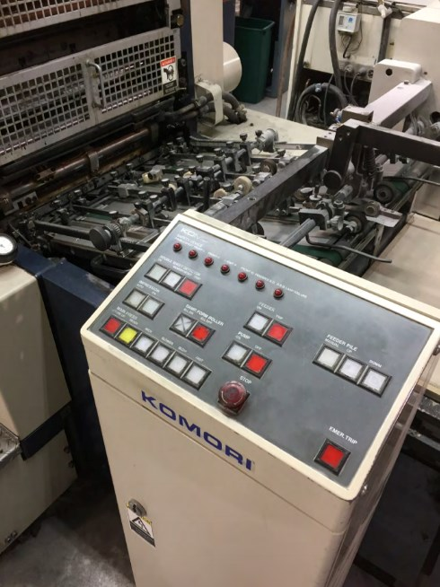 Komori Lithrone L520