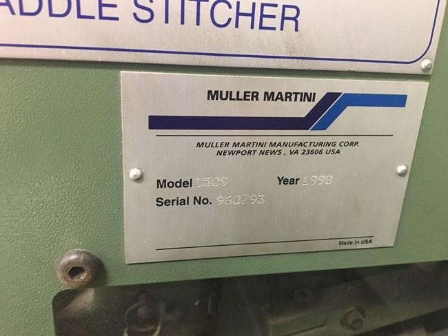 Mueller Martini Minuteman