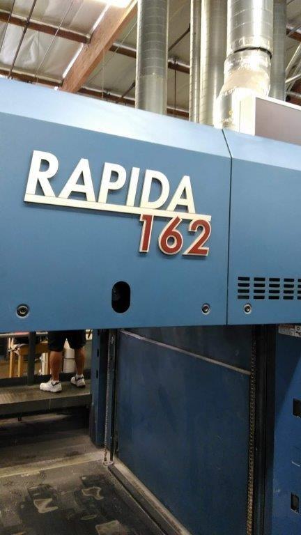 Rapida 162A