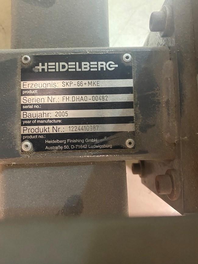 marking-pressing unit