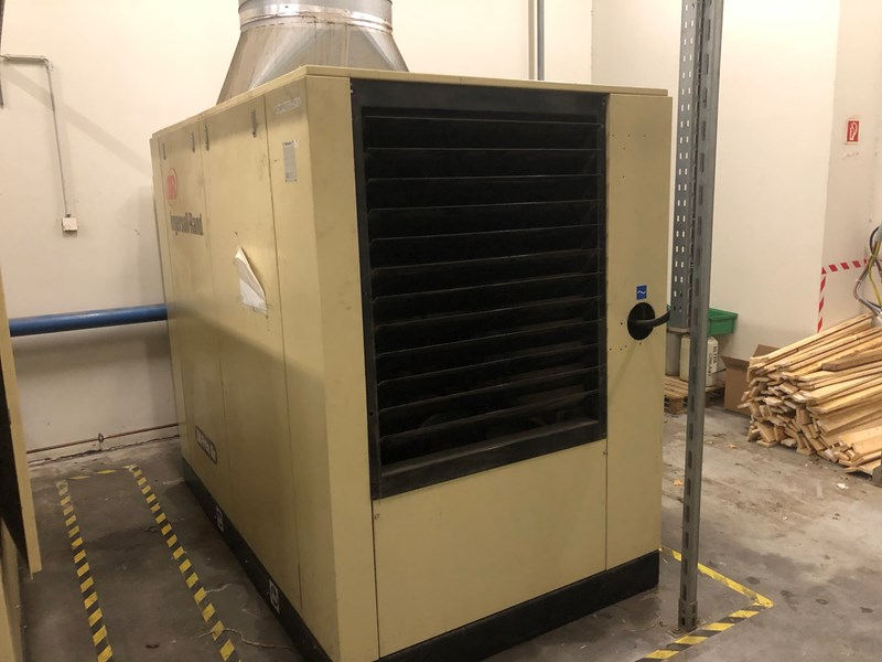 Ingersoll Sierra SL 37 Air Compressor with Dryer