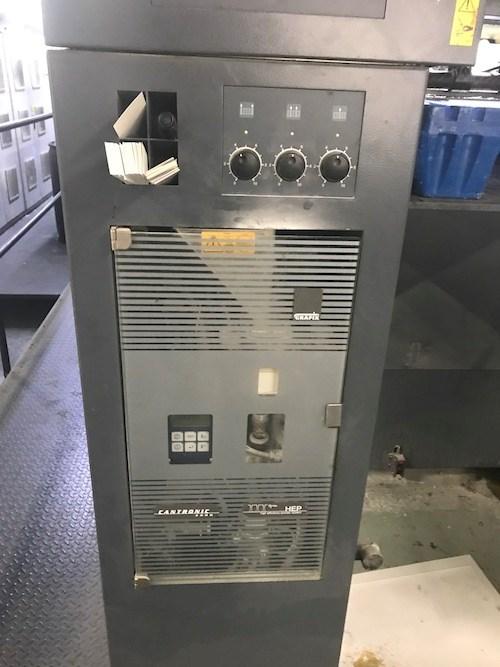Roland 706 +C, UV