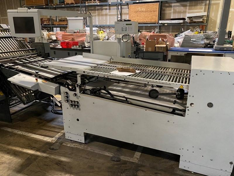 Stahl folder TH 82 6-6-4 (Level 3 Automation)