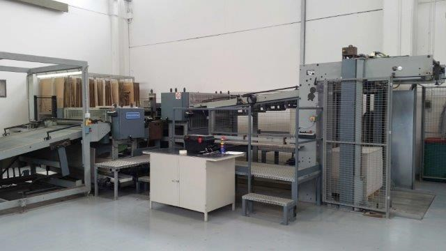 Show details for HORAUF   BMP 200 PAPER CUP MACHINE
