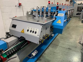 Reconditioned 2008 Muller Martini Prima Plus Amry's