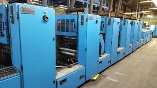 1995 Sanden 1200 Varicom Press