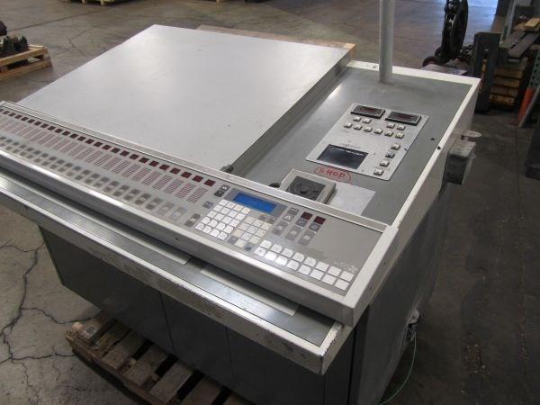 GMI Micro Color II Remote Ink Console