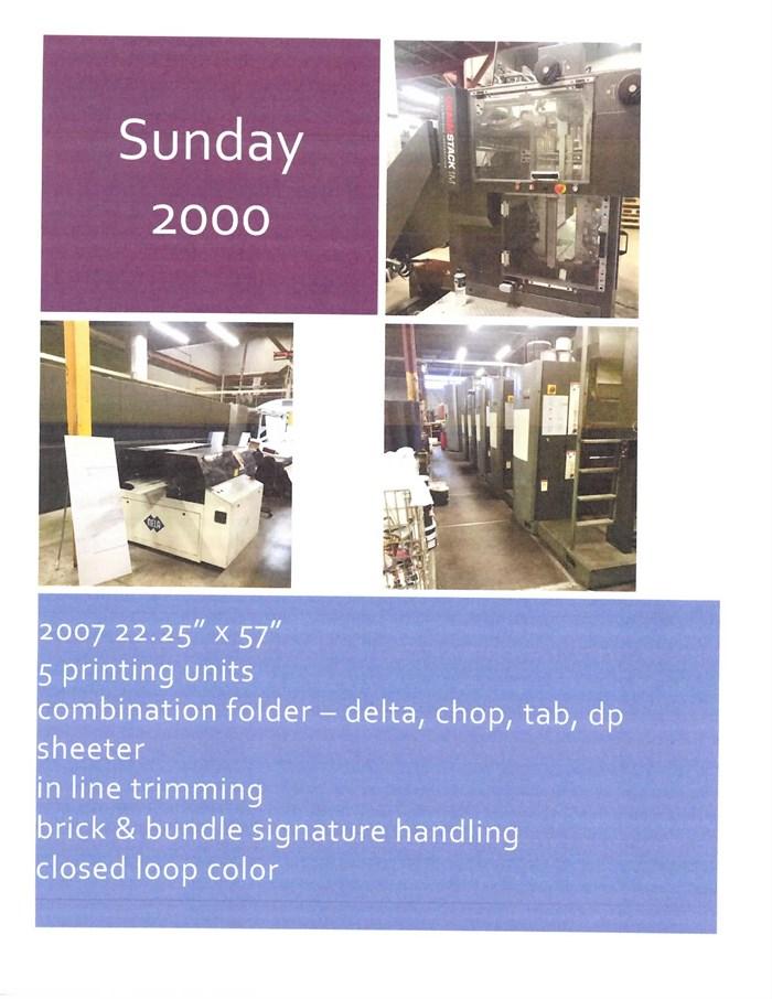 Sunday 2000