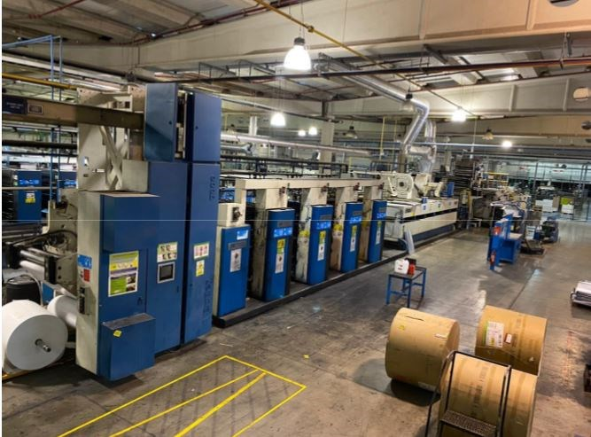 Heidelberg M1000B (4) Unit Press