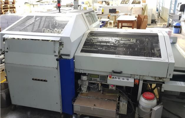 Kolbus DA 240 Case Maker