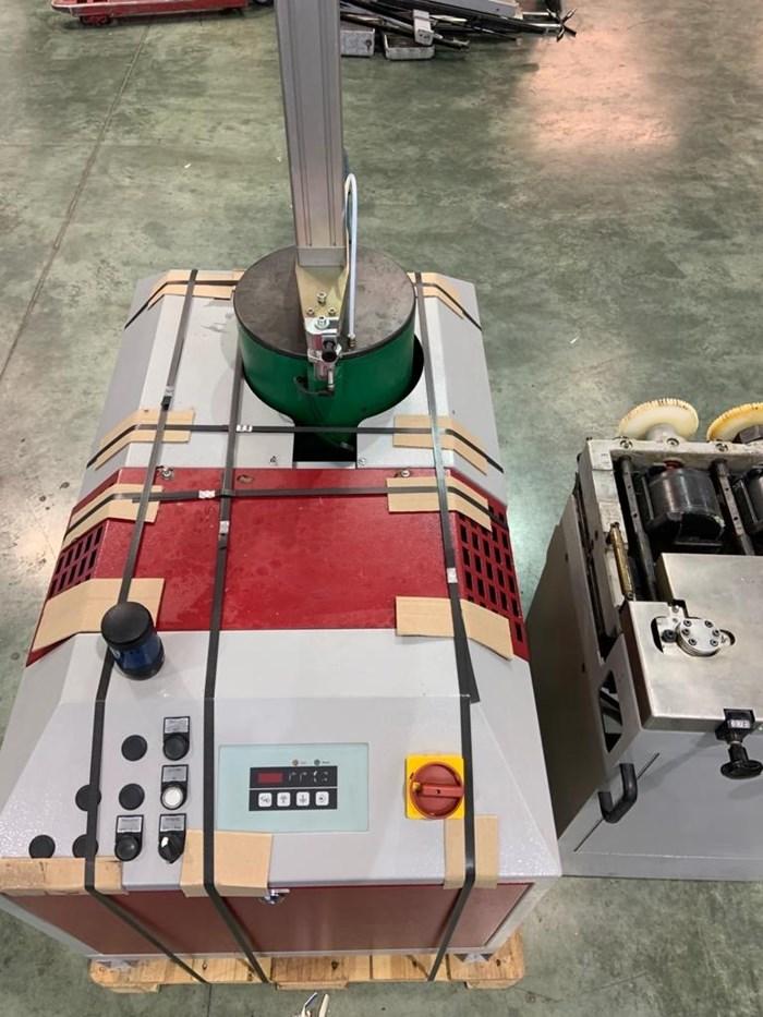 Rebuilt Müller Martini PUR System for Acoro Binders
