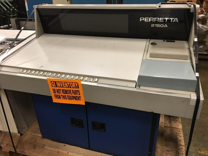 Perretta Remote Ink Console