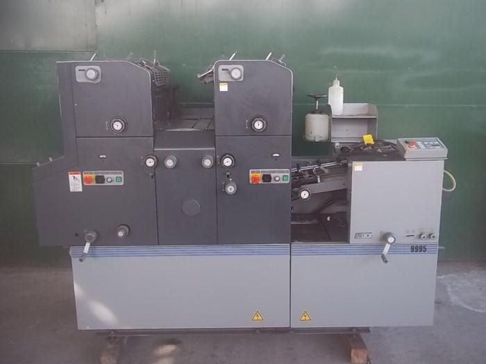 Ryobi® 3302 Offset 2 colors Model AB DICK 9995