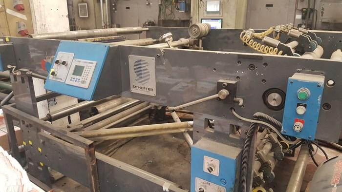 Scheffer Plow Folder/Prefolder