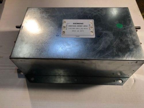 Siemens Inverter Drive 6SE7036-OES87-OFA1