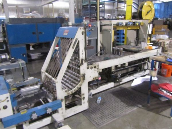 Butler® / Stacking Machine Company V-2000 Series Horizontal Stacker Bundler
