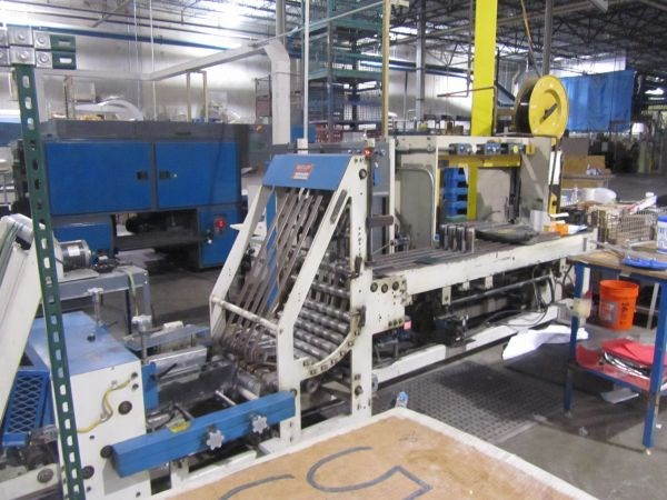 Butler / Stacking Machine Company V-2000 Series Horizontal Stacker Bundler