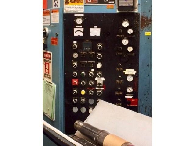 """62"""" Dusenbery Duplex Slitter Rewinder"""