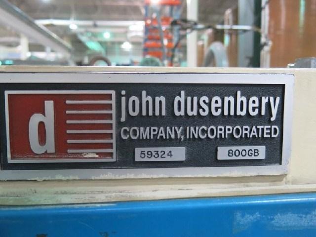 Dusenbery Unwinder and Rewinder