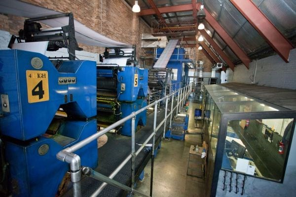Global G100 (5) Tower Press System
