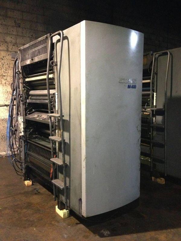 Goss® M600 Print Units