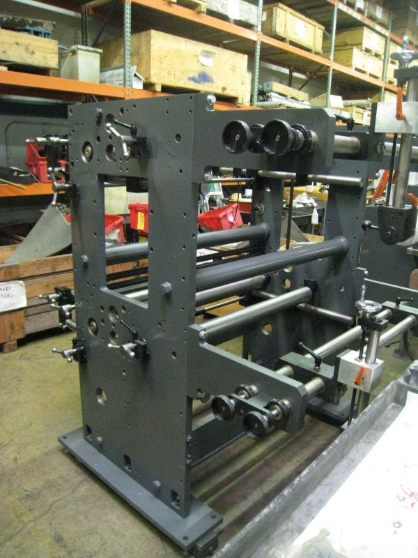 Remanufactured and Enhanced Double Tiered Plow Stations