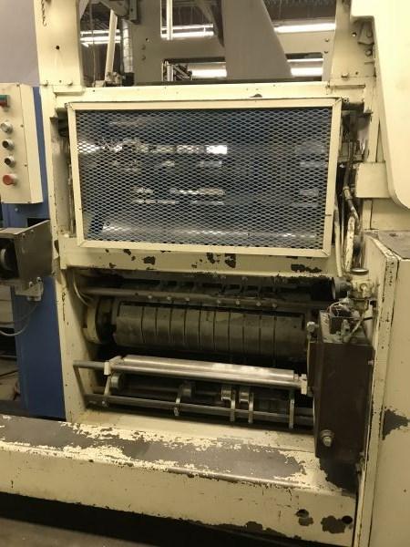 Harris M110 Combination Folder