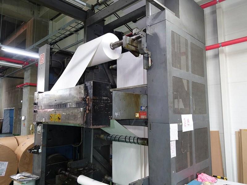 Harris M120C (2) Web Press