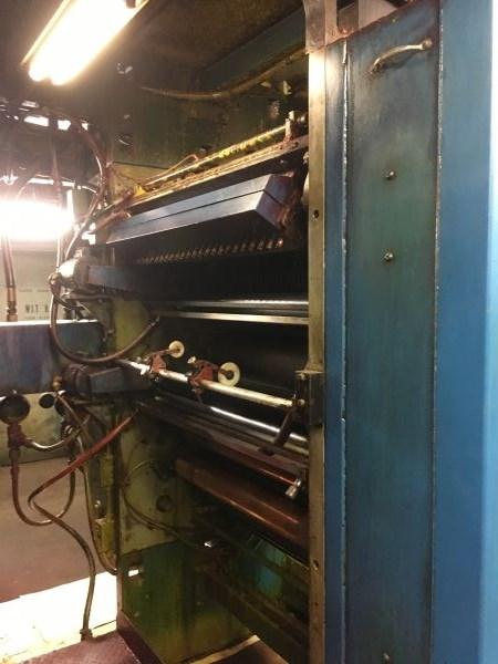 Harris®  NC450 (8) Unit (2) Web Press