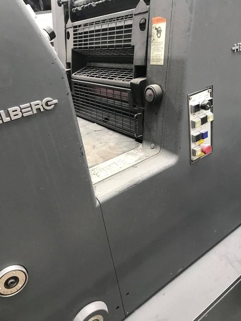 Heidelberg GTOZP-S