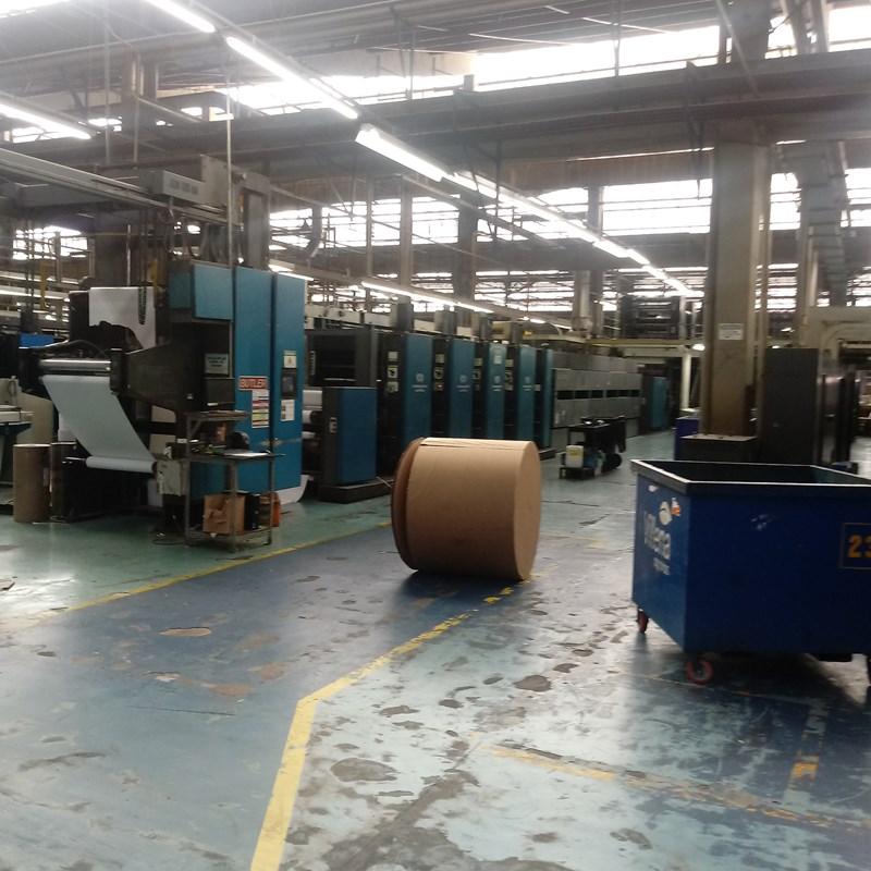 Heidelberg M600 Duplex 8 Unit  Press