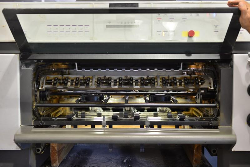 1999 Heidelberg Speedmaster SM74-6 P+L