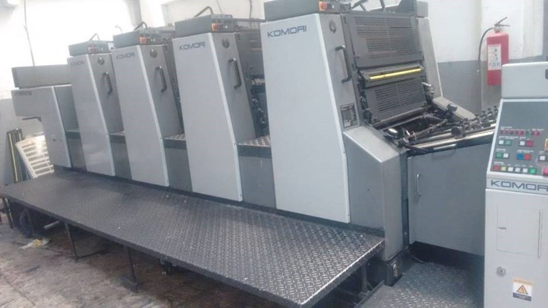 Komori Lithrone L428