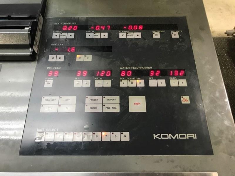Komori® LS840P+CX