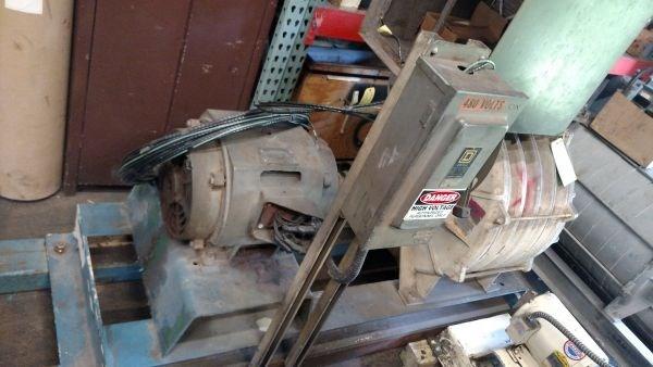 Used Lamson 30 HP Blower   PressCity