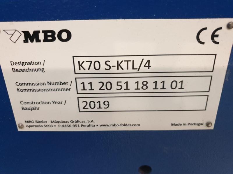 MBO K70 16 Page Folder