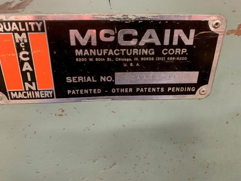 McCain Saddle Stitcher
