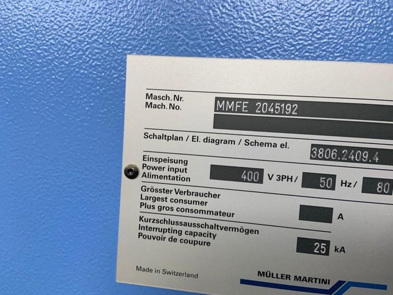 Muller Martini Acoro A7