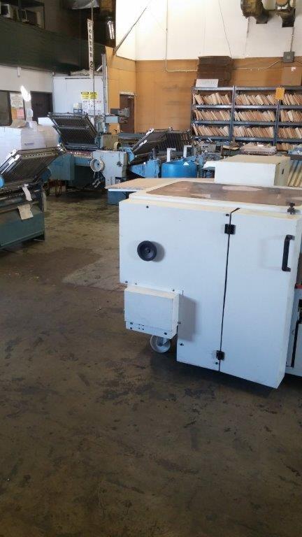 Palamides BA-700 Automatic Stacker/Bander