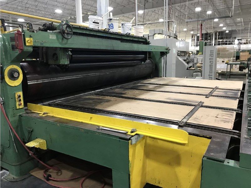 SZP Slotter Printer