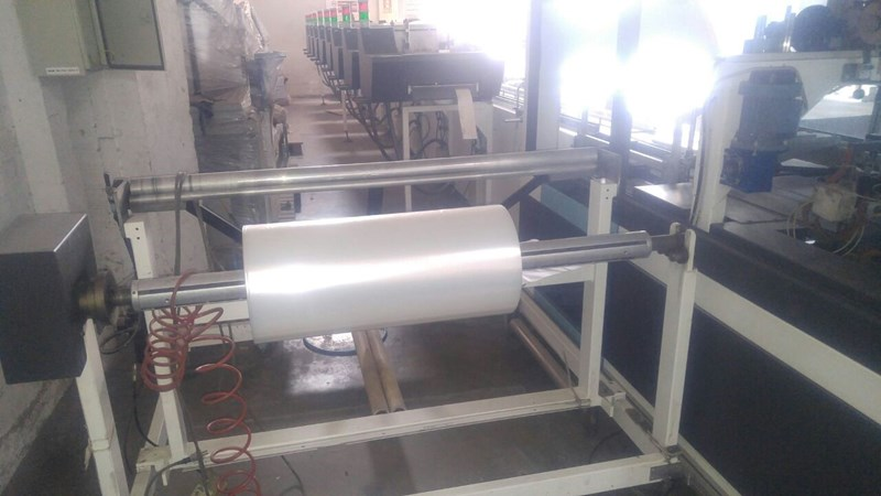 Preferred Packaging PP500BM Poly Bagging Machine