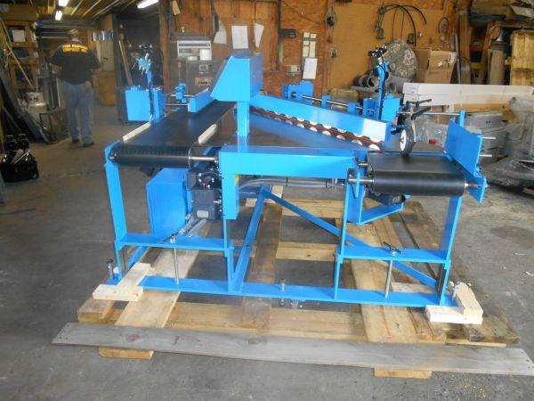 New Two-Out Deserter/Stream Seperator Conveyor