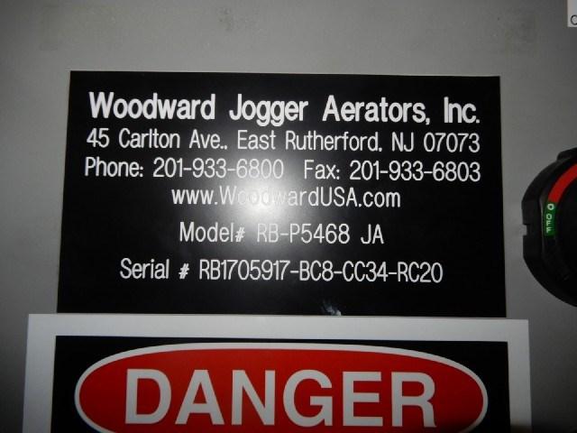 Woodward P4658 Pile Turner