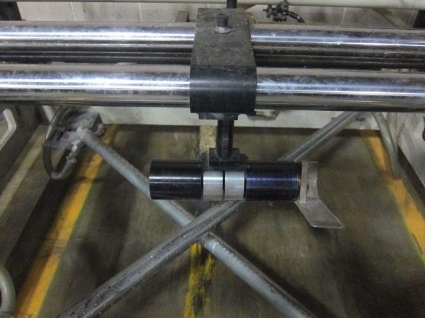 WPM Prefolder / Ribbon Shifter with Plow