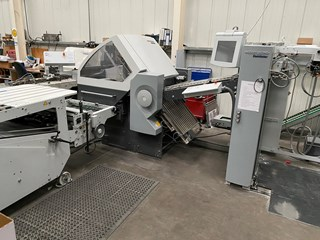 Stahl CH 66 4KTL Automatic Folding Machine with Presser Stacker