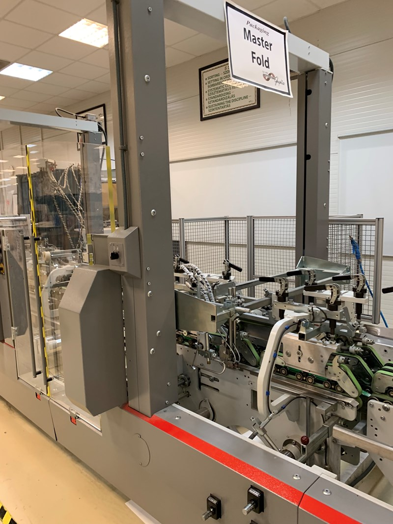 Bobst MASTERFOLD 110 A-3